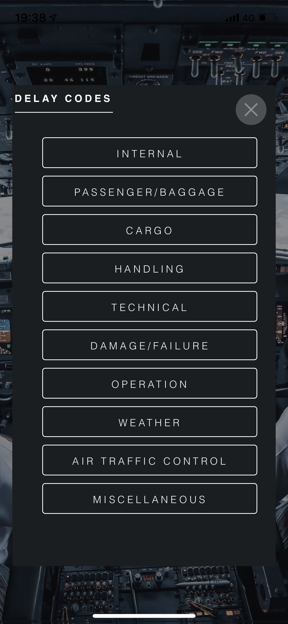 Delay Codes